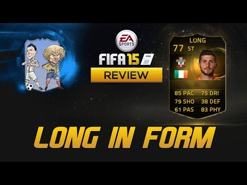 FIFA 15 | Shane Long IF Player Review & Statistiche In-Game