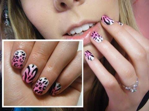 Rose Tuto Nail Art