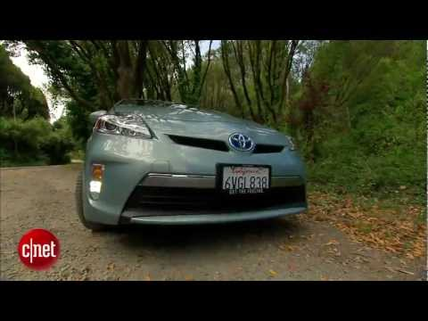 2012 Toyota Prius Plug-in Hybrid - Car Tech