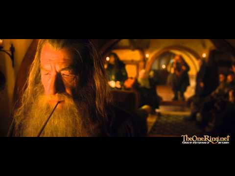 EXCLUSIVE - Misty Mountains song HD from The Hobbit