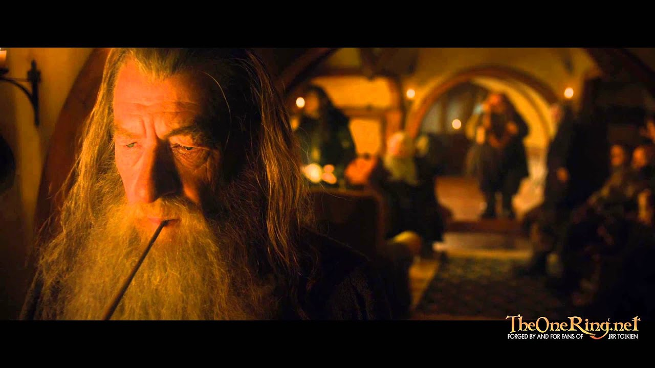 Lord Of The Rings The Song Called The Hobbit