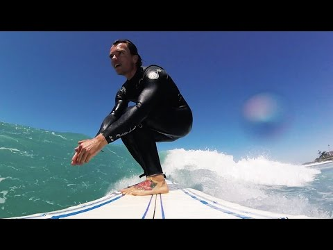 GoPro Session Surfing in La Jolla