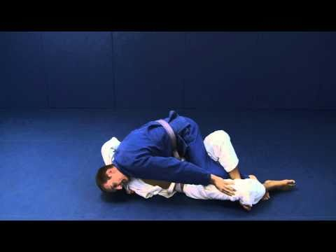 Passing - L5 - Roger Gracie Half Guard Passes Image 1