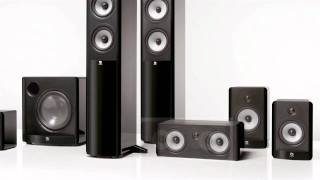 Boston Acoustics A series - Speakers with Natural Dynamics