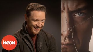 James McAvoy On Mental Health And Kinky Nuns | Split Movie | FULL INTERVIEW