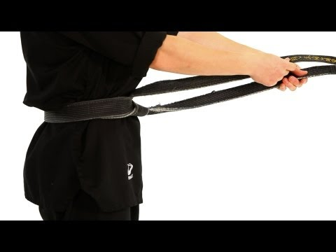 How to Tie a Taekwondo Belt | Taekwondo Training for Beginners Image 1