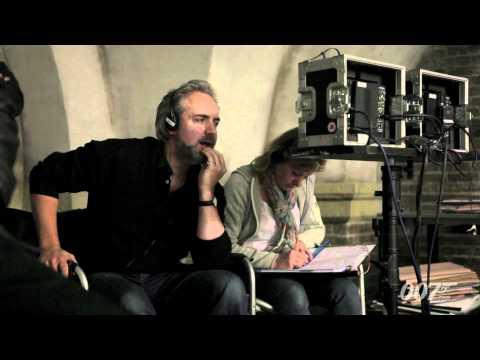 Sam Mendes' First SKYFALL Videoblog