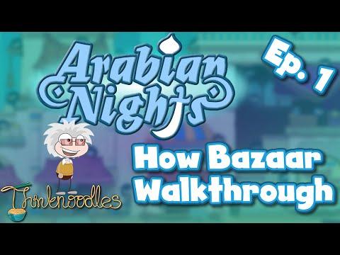 ★ Poptropica: Arabian Nights Ep. 1 - How Bazaar Walkthrough ★