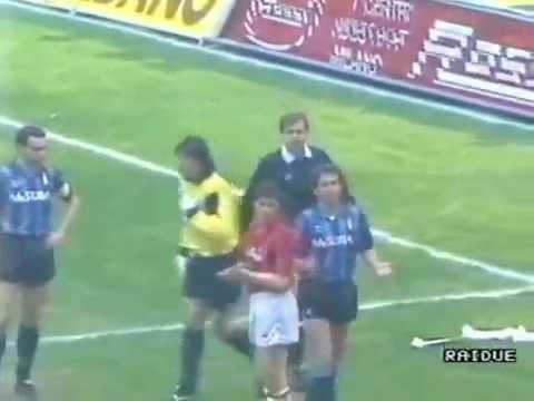 1989-1990 Milan vs Inter 1-3