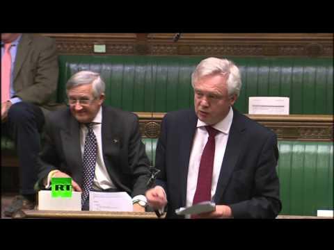 'Disgraceful to delay Chilcot til after EU ref' - David Davis