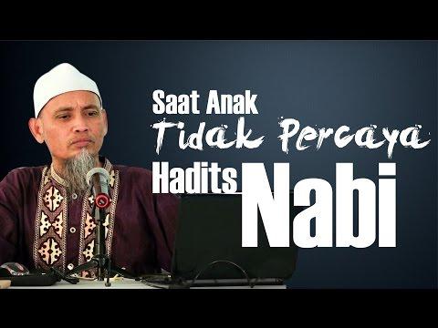 Video Singkat: Saat Anak Tidak Percaya Hadits Nabi - Ustadz Ali Ahmad Bin Umar