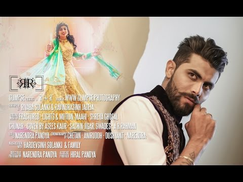 The wedding of Rivaba Solanki & Indian Cricketer Ravindra Jadeja