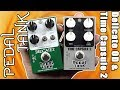 Pedal Tank Delicate 2 & Time Capsule 2 - Boutique Pedals from Thailand - Stompbox Saturday