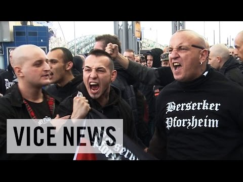 Anti-Islamist Riots in Germany: Hooligans Against Salafists