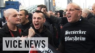 Germany: Great Patriot Right Hooligans Against Salafist Invaders