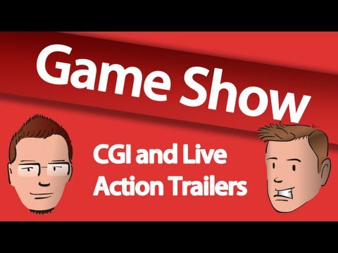 Game Show - CGI and Live Action Trailers