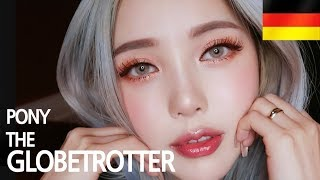 PONY THE GLOBETROTTER + GRWM (With subs) Berlin 베를린 GRWM