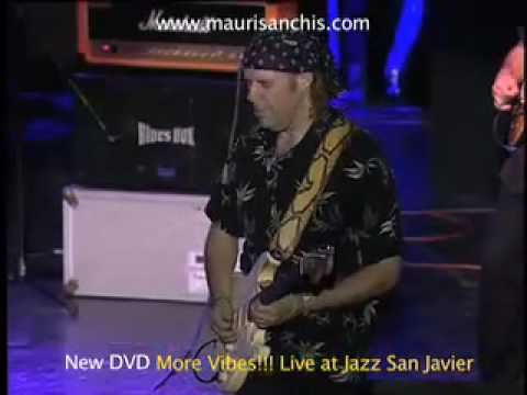 Hammond Endorser Mauri Sanchis + Javier Vargas POCKET GROOVE
