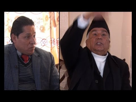 रामचन्द्र पौडेलले आक्रोषित हुदै भने : शेर बहादुर देउवाले शभापति पद छोड्नुपर्छ | DHAMALA KO HAMALA