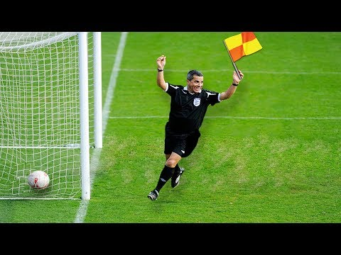 Goals Scored By Non Footballers • Referee, Ball Boy, Manager