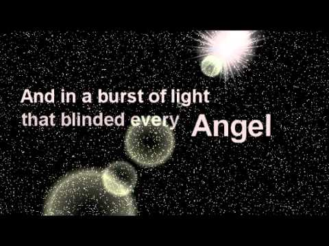 Iridescent - Linkin Park [lyrics] video
