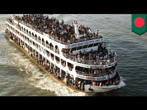 Bangladesh ferry disaster: At least 45 people confirmed dead, 100 still missing