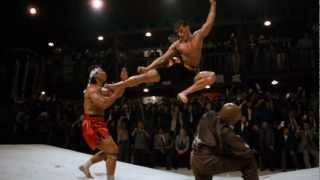 Jean-Claude Van Damme Training HD