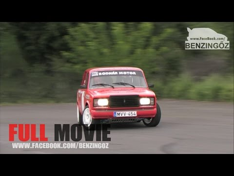 Kunmadarasi Powersprint kupasorozat II.forduló 2016.05.08. [PURE SOUND - action, crash]