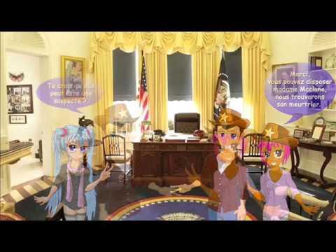 Meurtre à La Maison Blanche