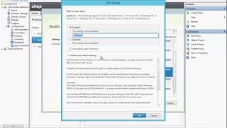 005 Citrix Profile Management Policies Part 1