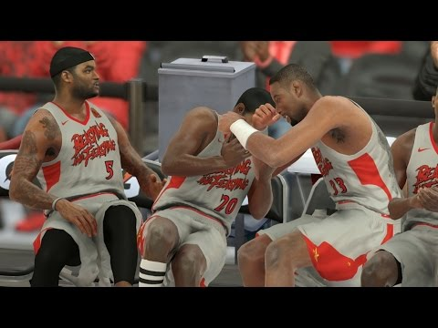 NBA 2K17 My Team - How To Beat Shaq 30K MT Challenges! PS4 Pro 4K