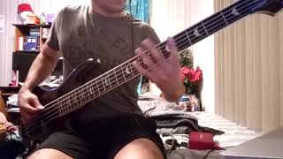 Deicide - Oblivious To Evil (Bass Cover)