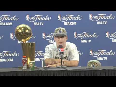 Mark Cuban Full Postgame - NBA Finals 2011 Game 6