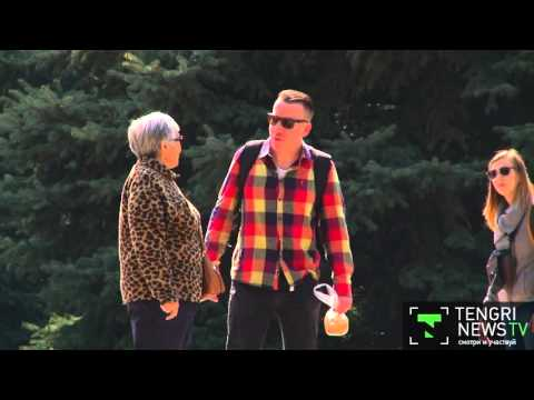 Помогут ли алматинцы иностранцам, не знающим языка