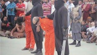 ISIS decapita salvajemente a dos hombres por supuestamente ser brujos - 15 POST