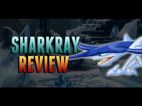 Sharkray Review - Miscrits SK
