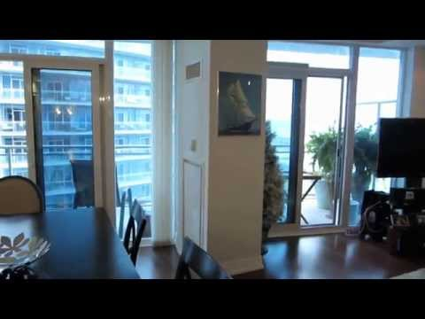 58 Marine Parade Dr. Toronto - Waterfront 2 Bdr Condo for Lease