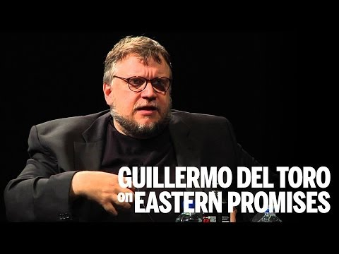 GUILLERMO DEL TORO on EASTERN PROMISES | David Cronenberg: Evolution | TIFF Bell Lightbox