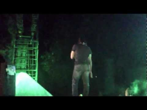 KK at NSIT Moksha 2012 - Blast on his face .mp4