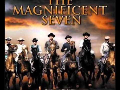 Elmer Bernstein .tribute .the Ten Commandments .the Magnificent Seven . The Comancheros.wmv video