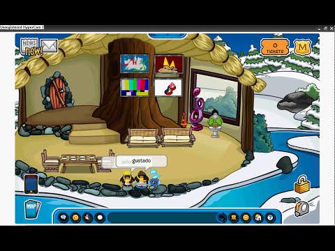 Como ser socio gratis en club penguin (mejorado)