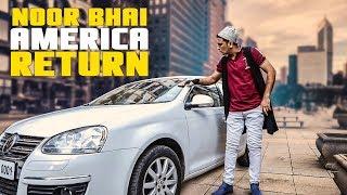 Download Lagu NOOR BHAI America Return    Hyderabadi Comedy    Shehbaaz Khan Comedy Club Gratis STAFABAND