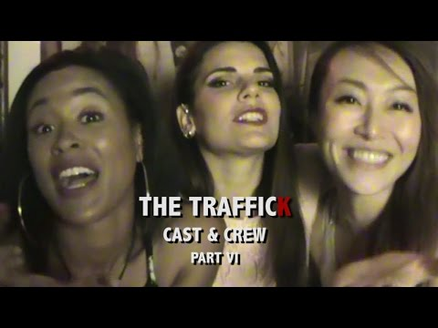 HAPPY HOLIDAYS from The Cast & Crew of THE TRAFFICK
