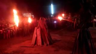 Open Scout camp Fair Rangpur-2015