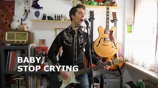 Watch Bob Dylan Baby, Stop Crying video