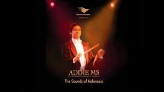Song List of The Sound of Indonesia by Addie MS and Garuda Indonesia