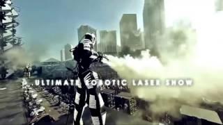Hiệu ứng Phụt Co2 - Phụt lửa - pháo hoa - Kim tuyến chuyên cho DJ - Remix