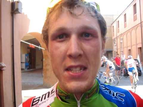 16° Giro delle Pesche Nettarine: Matteo Trentin commenta la vittoria