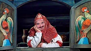 Маргинал читает русские народные сказки
