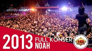 """LIVE """" NOAH """"~ DI SERBU RIBUAN SAHABAT NOAH .. (KONSER CIBINONG)"""